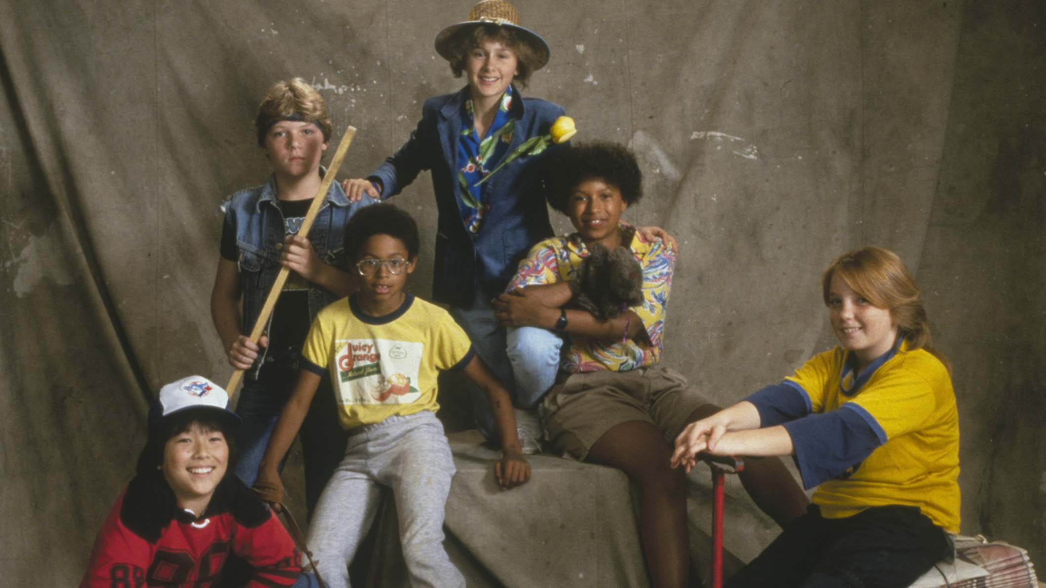 The Kids of Degrassi St.